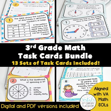 3rd-grade-math-task-cards-bundle
