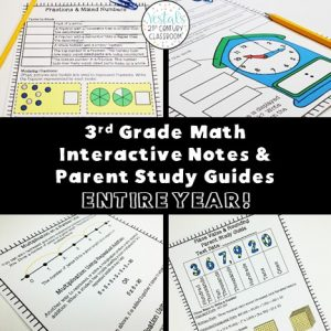 3rd-grade-math-notes-and-study-guides