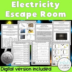 electricity-escape-room