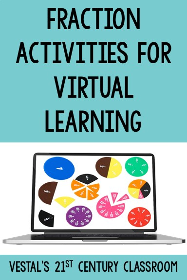 fraction-activities-for-virtual-learning-pin