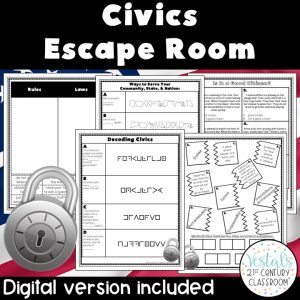 civics-escape-room