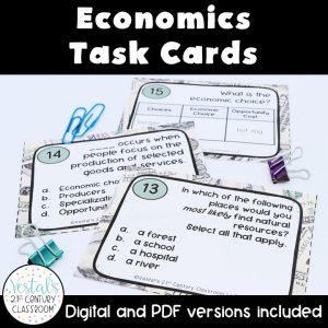 elementary-economics-task-cards
