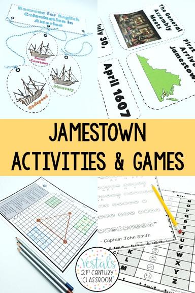 jamestown-activities-for-students