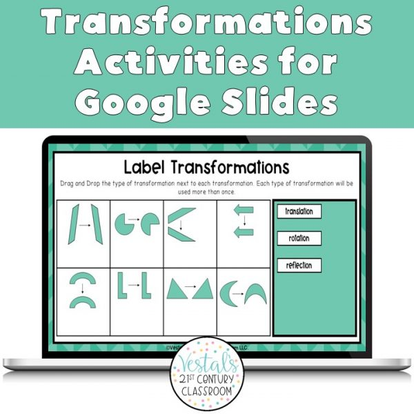transformations-activities-for-google-slides